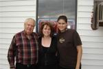 Ivan, Belinda, Amanda